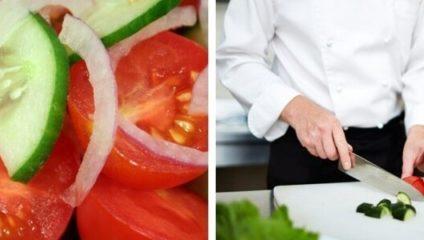 Опасность сочетания огурцов и помидоров в салате оказалась преувеличенной