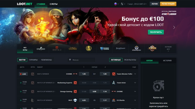 lootbet зеркало