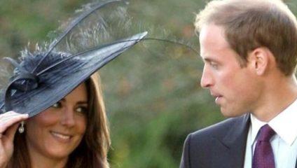 История любви Кейт и Уильяма