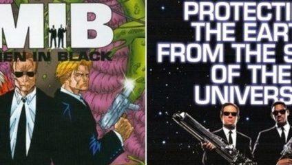 Фильмы, основанные на комиксах