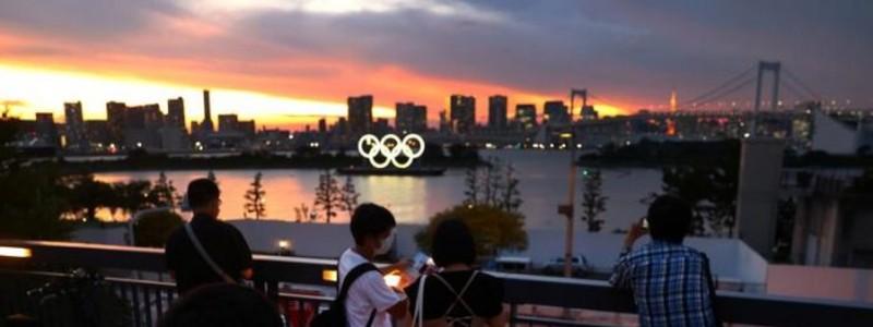 Сцены из Токио перед Олимпиадой без зрителей