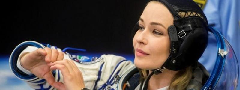 Российская актриса отправилась сниматься в космосе